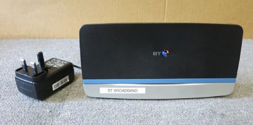 BT Business Hub 5 Infinity Fibre ADSL Dual Band Wireless Gigabit Router
